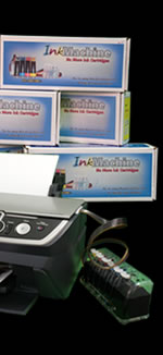 Ink Machine for Brother & Epson Printers Stop buying expensive ink cartridges