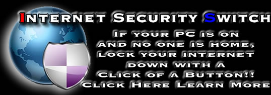 internet security switch - lock out the over night hackers