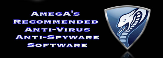 AmegA recommends only the best anti virus here